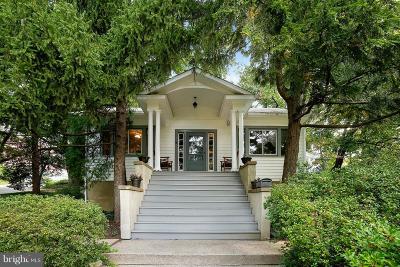 Takoma Park MD Single Family Home For Sale: $749,000
