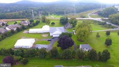 Dauphin County Single Family Home For Sale: 2177 Swatara Creek Road