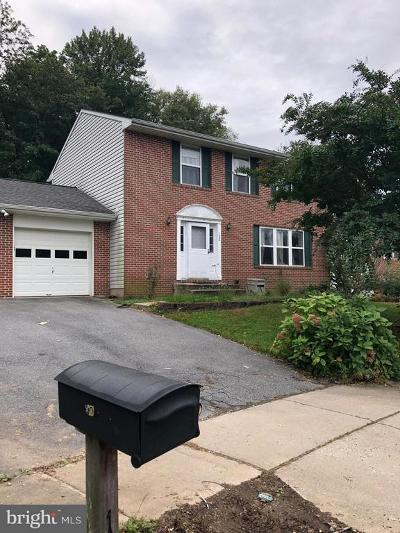Reisterstown Single Family Home For Sale: 102 Bentley Hill Drive