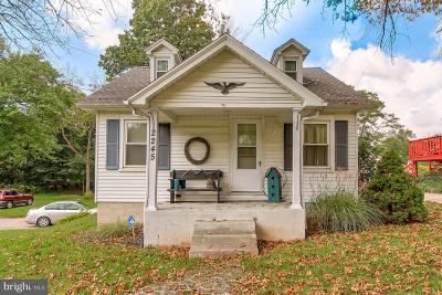 York Single Family Home For Sale: 2245 Church Road