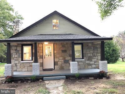 Fredericksburg Single Family Home For Sale: 110 Musselman Road