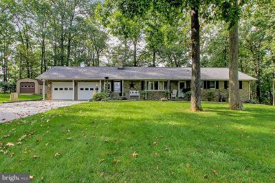 Westminster Single Family Home For Sale: 544 Morelock Schoolhouse Road