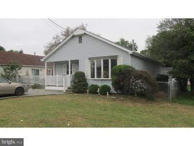 Cinnaminson Single Family Home For Sale: 2413 Broad Street