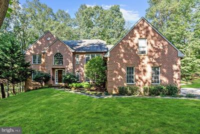 Owings Mills Single Family Home For Sale: 11919 Park Heights Avenue