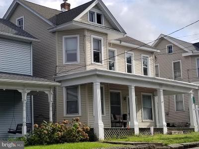 Chambersburg Single Family Home For Sale: 3868 Scotland Main Street