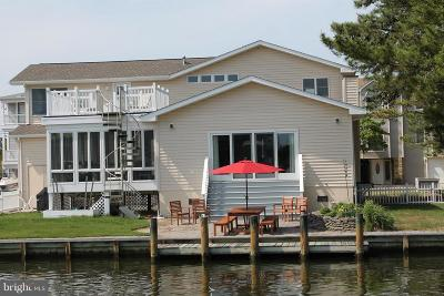 South Bethany Single Family Home For Sale: 212 Bayshore Drive