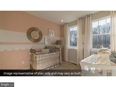 Downingtown Townhouse For Sale: 323 Dawson Place #LOT 75
