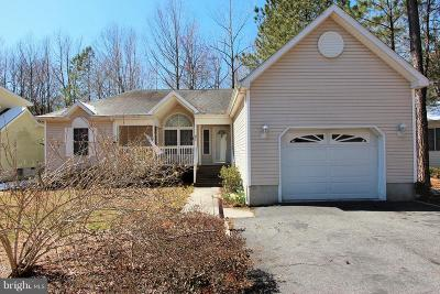 Ocean Pines Single Family Home For Sale: 47 Brandywine Drive