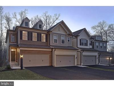 Downingtown Townhouse For Sale: 52 Mulligan Court