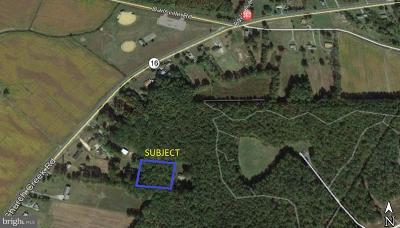 Cambridge Residential Lots & Land For Sale: Md Route 16
