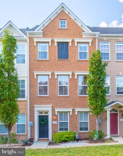 Gainesville, Haymarket Townhouse For Sale: 14543 Kentish Fire Street