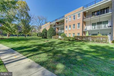 Chevy Chase Condo For Sale: 3535 Chevy Chase Lake Drive #101