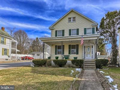 Waynesboro Single Family Home For Sale: 127 N Church Street