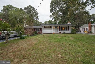 Pasadena Single Family Home For Sale: 524 Sunset Knoll Road