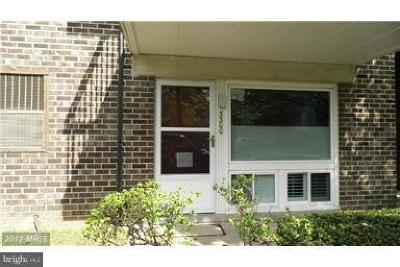 Silver Spring Condo For Sale: 3300 Hewitt Avenue #2-1-B