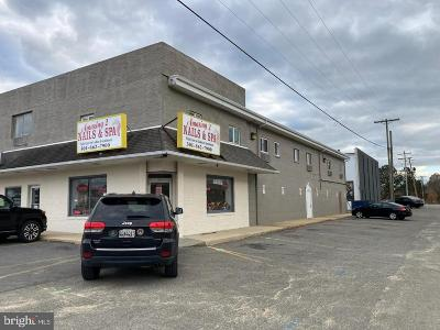 Saint Marys County Commercial For Sale: 21720 Great Mills Road