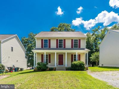 Fredericksburg Single Family Home For Sale: 304 Burnside Avenue