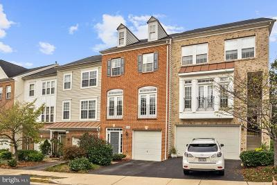 Alexandria Townhouse For Sale: 7834 Locust Leaf Lane