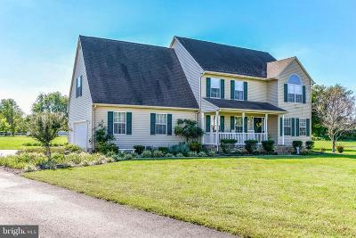 Salisbury Single Family Home For Sale: 1101 Planters Place
