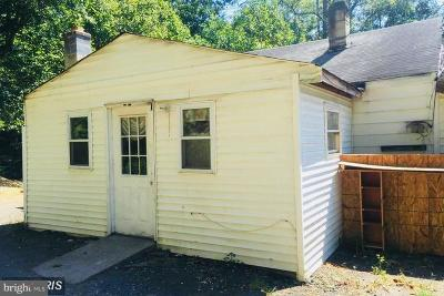 Fort Washington Single Family Home Under Contract: 2910 Tucker Road