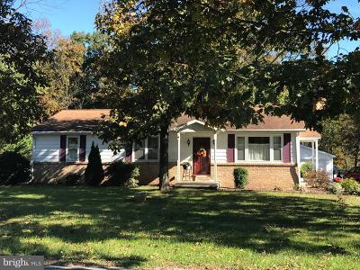 Gettysburg Single Family Home For Sale: 1767 Mummasburg Road