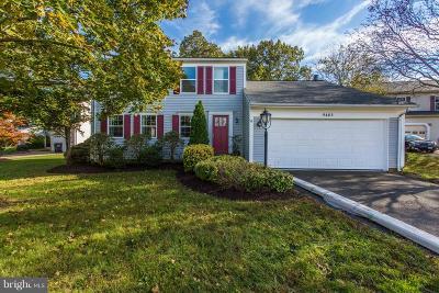 Fairfax Single Family Home Under Contract: 11403 Delsignore Drive