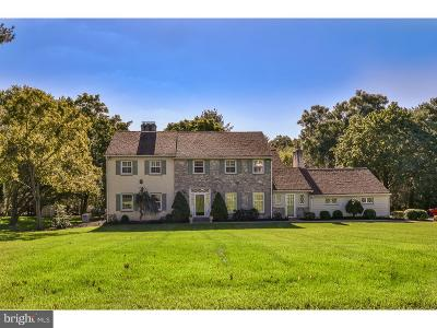 Newtown Square Single Family Home For Sale: 809 Galer Drive
