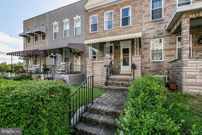 Locust Point Townhouse For Sale: 1305 Decatur Street