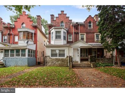 Philadelphia Multi Family Home For Sale: 30 N 50th Street