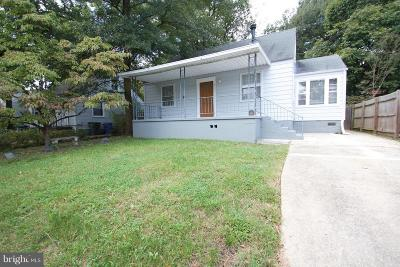 College Park Single Family Home For Sale: 9504 49th Place