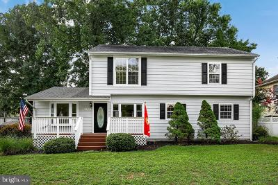 Edgewater MD Single Family Home For Sale: $429,000