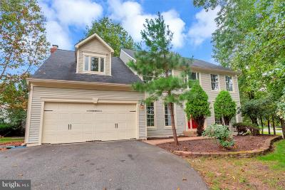 Spotsylvania County Single Family Home For Sale: 6401 Cranston Lane