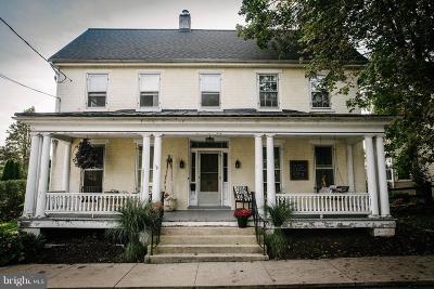 Christiana Single Family Home For Sale: 18 Green Street