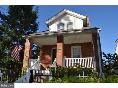 Media Single Family Home For Sale: 445 E Franklin Street