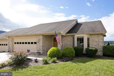 Strasburg Single Family Home For Sale: 166 Daniel Court