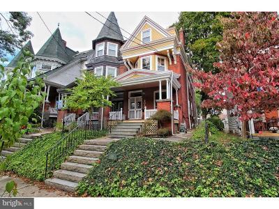 Wilmington Single Family Home For Sale: 2019 Delaware Avenue