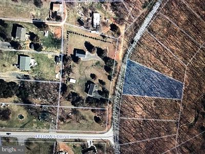 Front Royal Residential Lots & Land For Sale: Howellsville Road