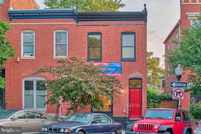 Butchers Hill Townhouse For Sale: 2208 E Fairmount Avenue