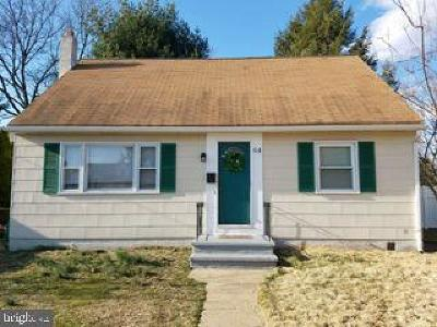 Trenton Single Family Home For Sale: 64 Sadie Street