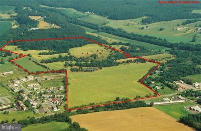 Residential Lots & Land For Sale: Hoover Rd And Rt 11