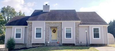 Fredericksburg VA Single Family Home For Sale: $254,900