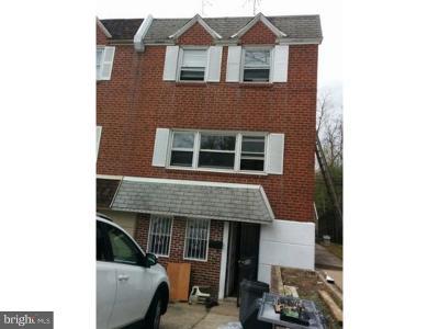 Roxborough Single Family Home For Sale: 7518 Valley Avenue