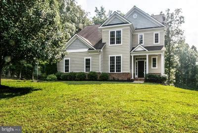 Fredericksburg Single Family Home For Sale: 75 Marsh Run Road