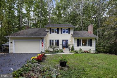 Davidsonville Single Family Home For Sale: 3332 Strawberry Run