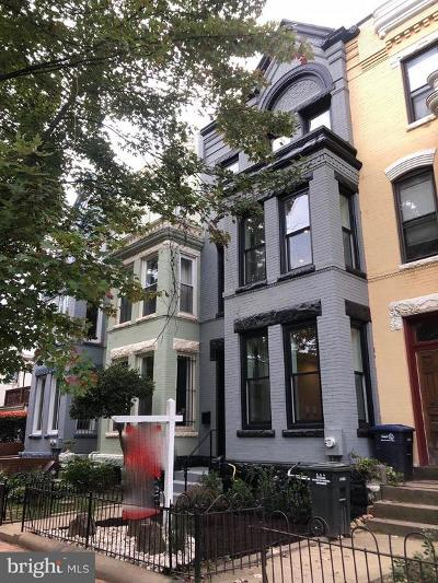 Washington Townhouse For Sale: 310 7th Street NE