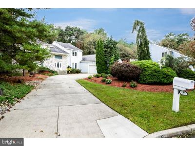 Voorhees Single Family Home For Sale: 8 Justin Court