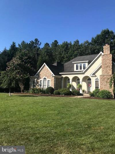 Spotsylvania Single Family Home For Sale: 10804 Cedar Creek Drive