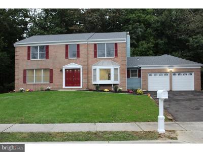 Plainsboro Single Family Home For Sale: 81 Krebs Road