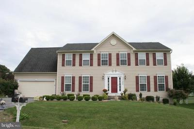 Waynesboro Single Family Home For Sale: 11486 Lady Dell Dr Lane