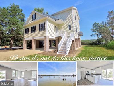 Calvert County, Saint Marys County Single Family Home For Sale: 17955 Saint Georges Park Road